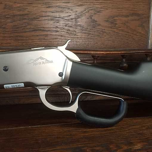 Leather lever wrap for Chiappa Ridge Runner 45.70 Large Loop